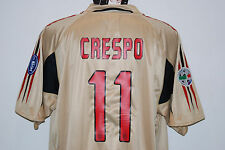 maglia milan adidas CRESPO shirt 2004 2005 OPEL XL BNWT champions league issue