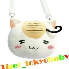Axis Powers Hetalia  APH Kawaii Cat Dumpling Pillow Cushion Plush Shoulder Bag