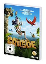 Robinson Crusoe (2016) DVD - Stimme von Schweighöfer Yanar Cindy Hallervorden
