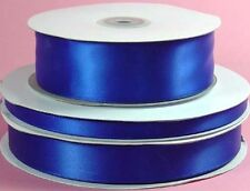 "100yds Double Face Satin Ribbon 3/8""x100yd ANY COLOR Silky & Shiny on Both Sides"
