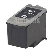 1pk PG40 Black Ink Fits Canon PIXMA MX300, PIXMA MX310 - show Ink level