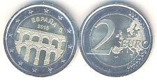 Moneda Conmemorativa 2016 España Segovia
