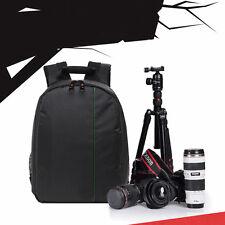 Waterproof Camera Backpack Shockproof Shoulder Bag DSLR Case Fr Nikon Sony Hot