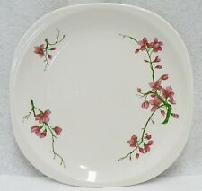 SYRACUSE CHINA PLATE FRED HARVEY TREND PATTERN AS IS