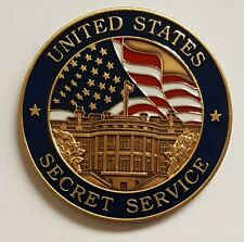USSS United States Secret Service The White House 1.75""