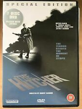 Rutger Hauer THE HITCHER ~ 1986 Original Horror Classic | Rare 2-Disc UK DVD