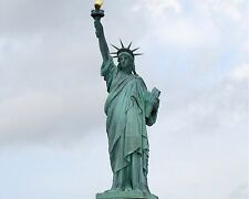 The Statue of Liberty in New York, USA 8x10 Photo Picture