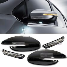OEM Genuine Side Mirror Cover LED Repeater Left+Right for KIA 2013 - 2016 Forte