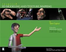 Inspired 3D Modeling & Texture Mapping (Inspired 3D)-ExLibrary