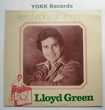 LLOYD GREEN - Ten Shades Of Green - Excellent Con LP Record Westwood WRS 155