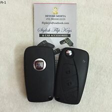 Original Fiat Flip Key for Punto/Linea