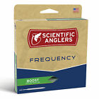 SCIENTIFIC ANGLERS FREQUENCY BOOST WF-5-F #5 WEIGHT FLY LINE 1/2 SIZE HEAVY