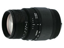 Sigma 70-300mm f/4-5.6 DG Macro Lens for Sony A Mount DSLR Cameras