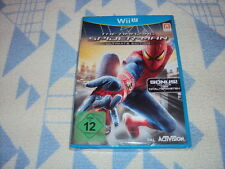 The Amazing Spider-Man -- Ultimate Edition (Nintendo Wii U) NEU OVP