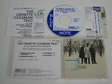"""THE ORNETTE COLEMAN TRIO/AT THE """"GOLDEN CIRCLE"""" STOCJHOLM VOL.2(BN TOCJ-4225)"""