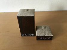 Used in shop - 2 Rings Supports  UNO de 50  2 Soportes para Anillos - Usado Wood