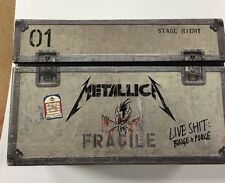 METALLICA Live Shit: Binge & Purge (3 CDs & 3 VHS Tapes) Box set Great Metal