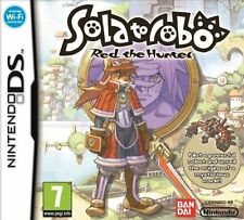Solatorobo: Red The Hunter [Nintendo DS DSi Video Game RPG] Brand New Sealed