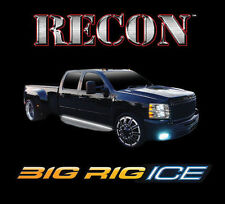 "Recon 26414X 62"" Big Rig Ice LED Running Light Kit; Amber / White"
