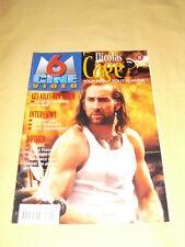 M6 Ciné Video N°21 Nicolas Cage Les Ailes de l'enfer Conair