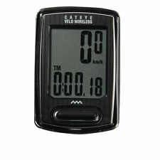 CATEYE Cycling Digital Computer Speedometer Bicycle Wireless Speedometer Black