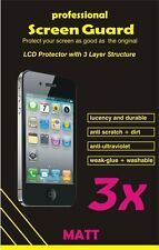 3x professional protection d'écran Motorola razr hd xt926 antiréflectives Film Mat