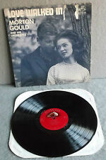 MORTON GOULD ORCHESTRA  LOVE WALKED IN 1962 Columbia LP Classical LM2633