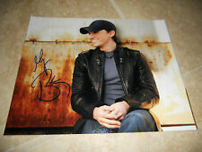 Greg Bates Sexy Autographed Signed Country Music 8x10 Photo #1 PSA Guaranteed