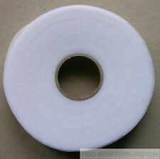100 METRE ROLL ( 25mm ) 1 INCH WUNDAWEB EASY HEMMING NO SEW WONDERWEB