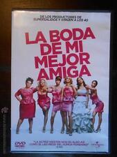 DVD LA BODA DE MI MEJOR AMIGA