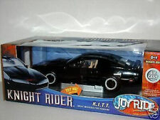 1:18 KNIGHT RIDER 1982 Pontiac Trans Am KITT with MOVING LIGHT - Rarity