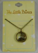 New The Little Prince Space Glass Stars Are Beautiful Monocle Pendant Necklace