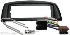 Radio Blende für FIAT PUNTO Typ 188 Einbau Rahmen Adapter ISO Set Kabel DIN