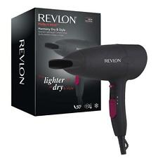 Revlon RVDR5823UK Powerful 2000W Compact And Lightweight Hair Dryer Black - New