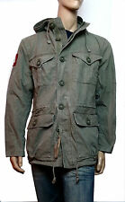 RUGBY RALPH LAUREN RRL SPORTSMEN JACKET MILITARY GREEN FADED SIZE: LARGE $278