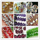 hot Fashion 18 Colors Crystal Loose Beads 3MM--12MM