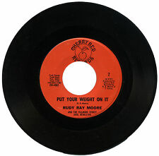 "RUDY RAY MOORE & FILLMORE ST. SOUL REBELLION  ""PUT YOUR WEIGHT ON IT""    LISTEN!"