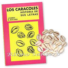 LOS CARACOLES Historia de sus Letras (Spanish) Yoruba Ifa Santeria Orula Cuba