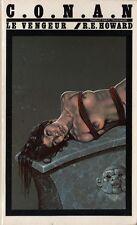 Conan le vengeur .Robert E. HOWARD.Titres SF  SF26B