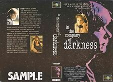 In The Company Of Darkness, Helen Hunt Video Promo Sample Sleeve/Cover #9454