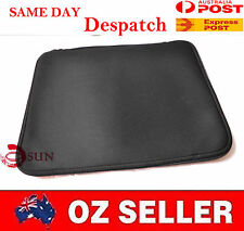 "Black 15 15.4 15.6 15"" inch Laptop Sleeve Carry Case Pouch COVER Zipper Design"