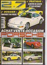 2.7 81 PORSCHE 911 CARRERA RS 2.7 1973 964 CARRERA RS 3.6 1992 356 SC CABRIOLET