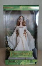 LORD OF THE RINGS FOTR GALADRIEL BARBIE COLLECTOR DOLL 2004 SEALED MATTEL