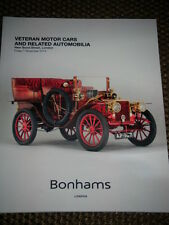 BONHAMS AUCTION CATALOGUE NOVEMBER 2013 LONDON DE DION BOUTON ARIEL QUADRICYCLE