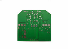 DCO MOSFET Overdrive PCB placa verde Booster amp-Sound