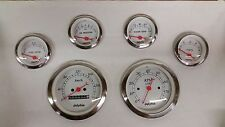 DOLPHIN 6 METRIC MECHANICAL STREET ROD GAUGE SET