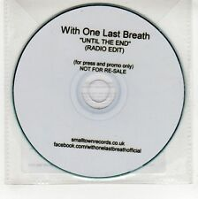 (GG384) With One Last Breath, Until The End - DJ CD
