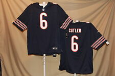 JAY CUTLER  Chicago Bears  NIKE Game JERSEY   3XL   NWT   $110 retail  bl
