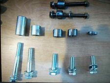 HOLDEN HJ HX HZ WB VC COMMODORE 6CYL BOLTS & SPACERS FITTING KIT POWER STEERING