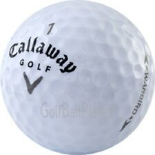 100 Near Mint Callaway Warbird Mix AAAA Used Golf Balls